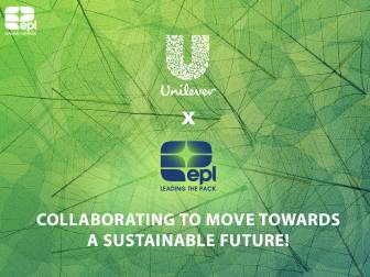 EPL partners with Unilever for sustainability initiative in oral care range